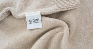 カシミヤ衣類